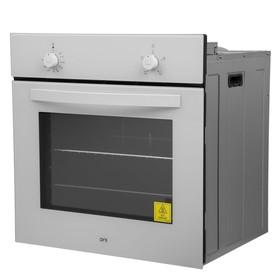 Духовой шкаф ORE VA60W, 2000 Вт, 60 л, гриль, белый