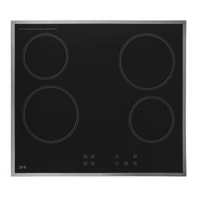 Варочная панель ORE СА60A, электрическая, 4 конфорки, 60 см, черная