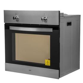 Духовой шкаф ORE VA60, 2350 Вт, 60 л, серебристая