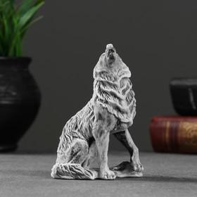 "Сувенир ""Волк воет малый"""