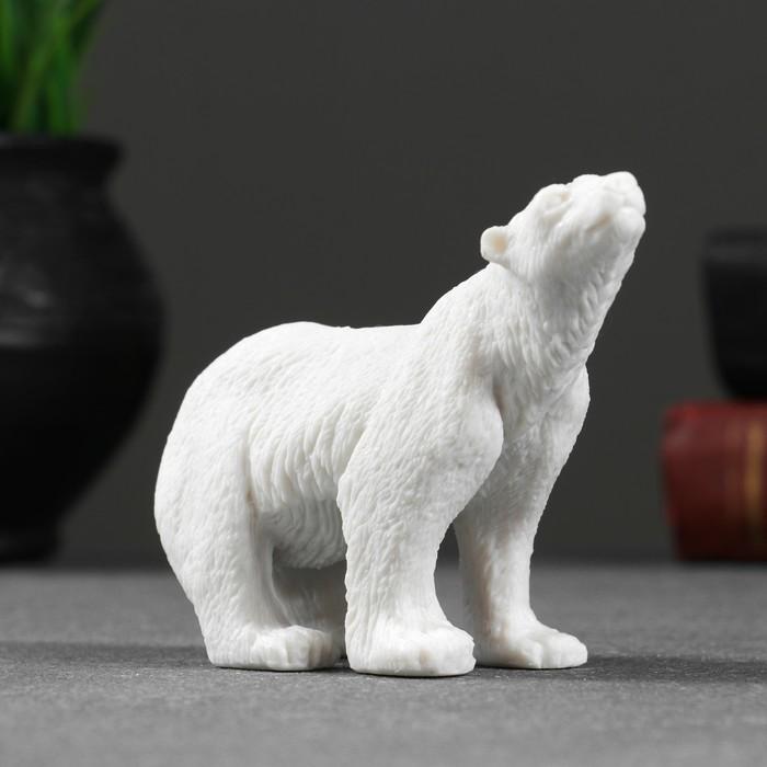 "Сувенир ""Медведь белый №1"""