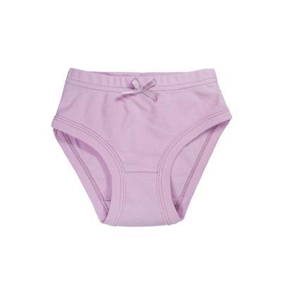 Трусы для девочки, цвет светло-лиловый, рост 92 см