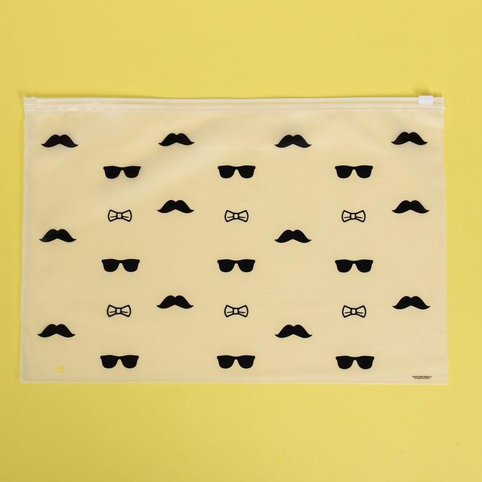 Пакет для хранения вещей Men's things, 36 × 24 см