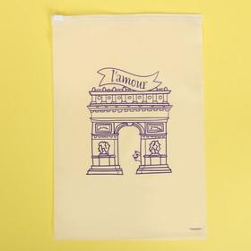 Пакет для хранения вещей L`amour, 20 × 29 см