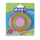 """Puzzle """"Rings"""" of light MIX"""