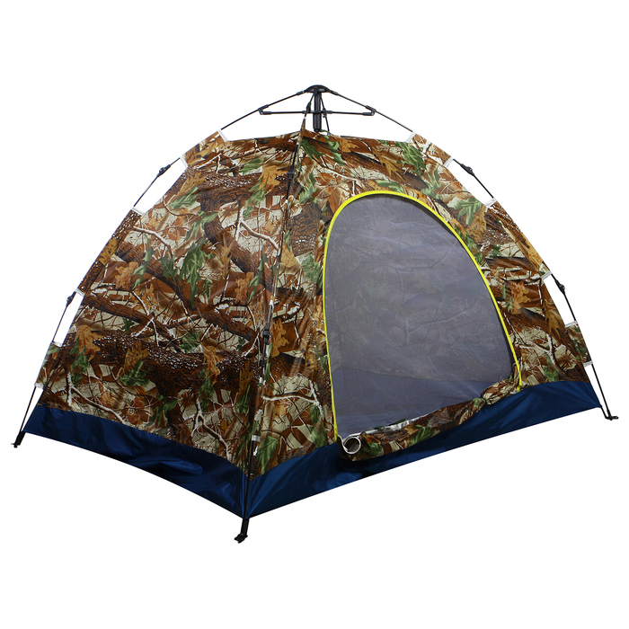 Палатка-автомат 200 х 150 х 110 см, цвет лес - фото 36220