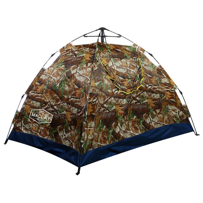 Палатка-автомат 200 х 150 х 110 см, цвет лес - фото 36222