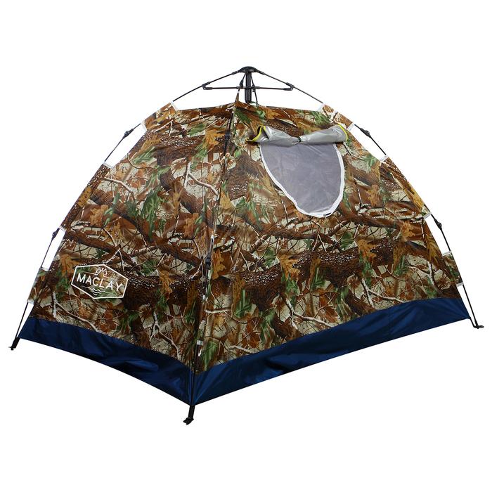 Палатка-автомат 200 х 150 х 110 см, цвет лес - фото 36223