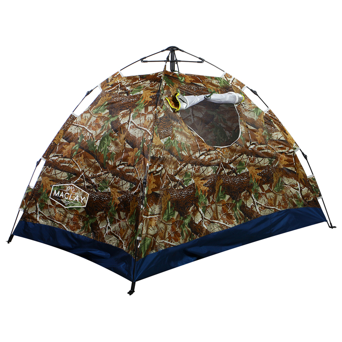 Палатка-автомат 200 х 150 х 110 см, цвет лес - фото 36224