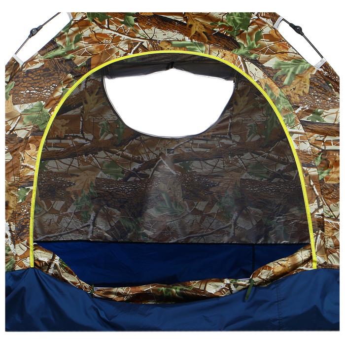 Палатка-автомат 200 х 150 х 110 см, цвет лес - фото 36225