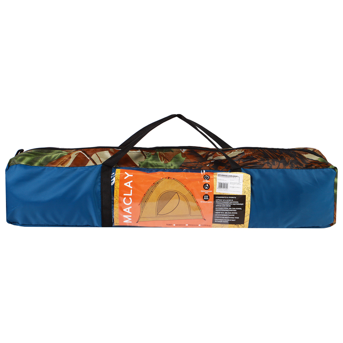 Палатка-автомат 200 х 150 х 110 см, цвет лес - фото 36227