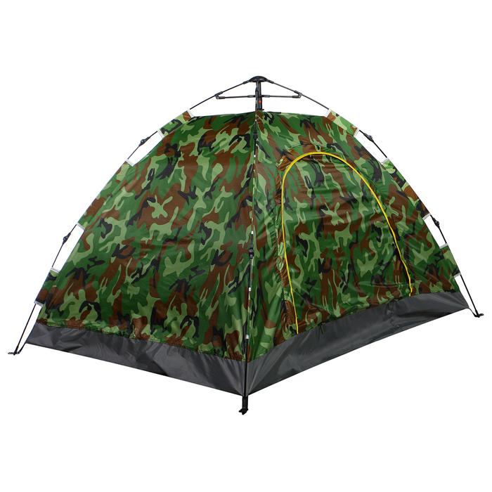 Палатка-автомат 200 х 150 х 110 см, цвет милитари