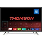 "Телевизор Thomson T43USM5200, 43"", 3840x2160, DVB-T2/C/S2, 3x HDMI, 2xUSB, SmartTV, черный"