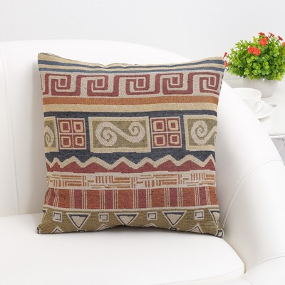 """Pillow case decorative Ethel """"Peru"""" 40×40 cm, density 280 g/m2, 30% cotton, 70% p/e"""