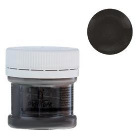 Декоративный пигмент LUXART Pigment 25 мл/6 г, чёрный
