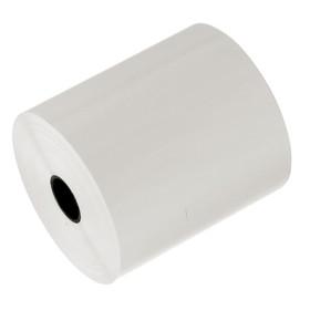 Чековая лента термо 57мм 40м 57х12х40, 48 г/м2