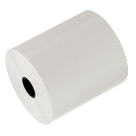 Чековая лента термо 57 мм 40 м 57х12х40, диаметр ролика 51,3 мм, чёрный оттиск Ош