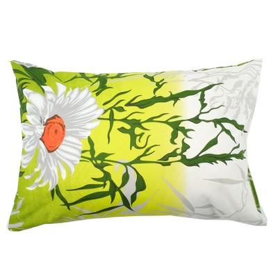 Pillowcase Ethel Chamomile field 50x70 ± 3 cm, 100% cotton, calico 125 g/m2
