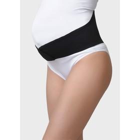 Бандаж универсальный, цвет черный, размер 105-115 см.