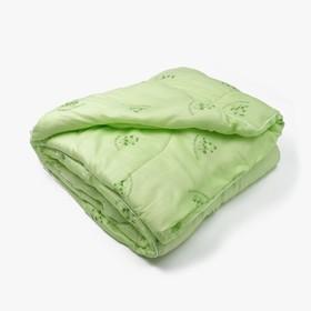 Одеяло Бамбук 140х205 см, файбер, п/э 100%