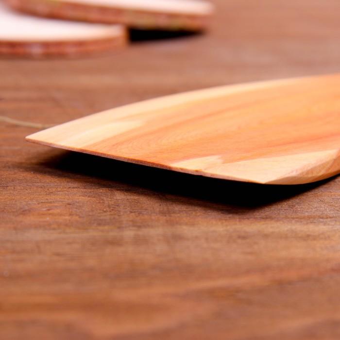 Лопатка кухонная «Её величество мама», можжевельник