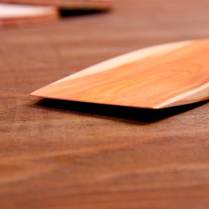 Лопатка кухонная «Любимой бабуле», можжевельник