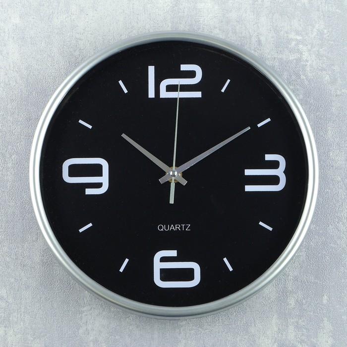 """Часы настенные """"Сильва"""", 25х25х3 см"""