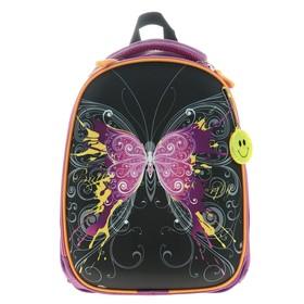 Рюкзак каркасный, Luris «Колибри 1», 38 x 28 x 18 см, «Бабочка»
