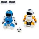 Роботы радиоуправляемые «Футбольный матч», световые и звуковые эффекты