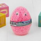 Шариковый крупнозерновой незастывающий пластилин с блёстками Enchantimals, 8гр в яйце МИКС