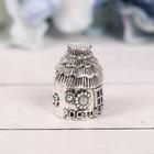 Наперсток сувенирный «Ростов-на-Дону» сeрeбро, 2,1 х 3 см