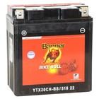 Аккумуляторная батарея Banner Bike Bull 18 Ач 51822 (YTX20CH-BS)