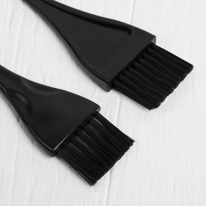 Подарочный набор для парикмахера, 4 предмета, цвет чёрный - фото 447614912