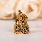 Thimble souvenir Volgograd gold, 2.1 x 3.4 cm