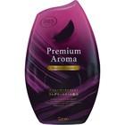 Жидкий дезодорант-ароматизатор для комнат ST Shoushuuriki с элегантным ароматом бергамота и жасмина, 400 мл
