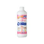 Нежное пенное мыло для рук Mitsuei Soft Three антисептическое, с ароматом персика, сменный блок, 450 мл