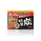 Желеобразный дезодорант ST Dashshuutan с древесным углем Бинчотан для кухонных ящиков, 3 упаковки по 55 г