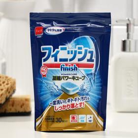 Таблетки для посудомоечных машин Finish, 30 шт.