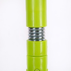 Окномойка с телескопической стальной ручкой и сгоном, 30×5×119(145) см, поворотная головка, микрофибра - фото 4644492