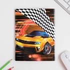 Обложка со вставками «Авто», 23.2×45 см - фото 966340