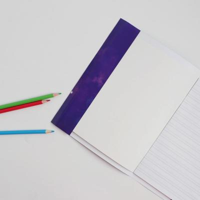Обложка со вставками «Единороги», 22.6×43 см