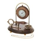 Набор настольный Convenienza (часы, лупа)