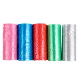 Набор пакетов для утилизации подгузников, 5 шт., цвет МИКС