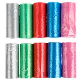Набор пакетов для утилизации подгузников, 10 шт., цвет МИКС Ош
