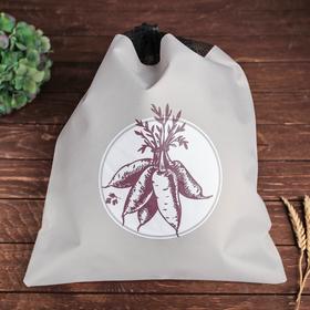Мешок для хранения овощей «Морковка»
