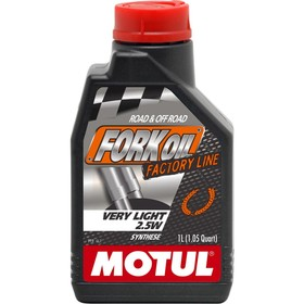 Вилочное масло MOTUL Fork Oil FL Veri light 2,5W, 1 л