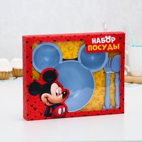 Посуда детская, Микки Маус