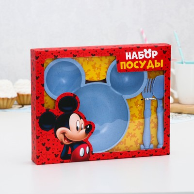 Children's tableware, Mickey mouse