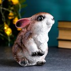 """Садовая фигура """"Заяц маленький"""" 14х10х16см"""