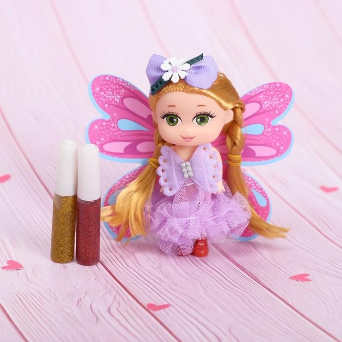 гладиолусов, картинки с куклами с блестками создании